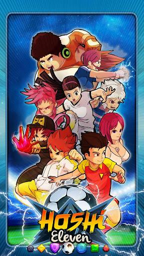 호시 일레븐 – 최고의 축구 RPG
