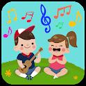 80 Lagu Anak Terbaik dengan Lirik Offline icon