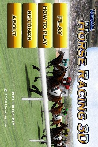 Virtual Horse Racing 3D 1.0.7 screenshots 1