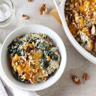 Kale Casserole Vegetarian Recipes.