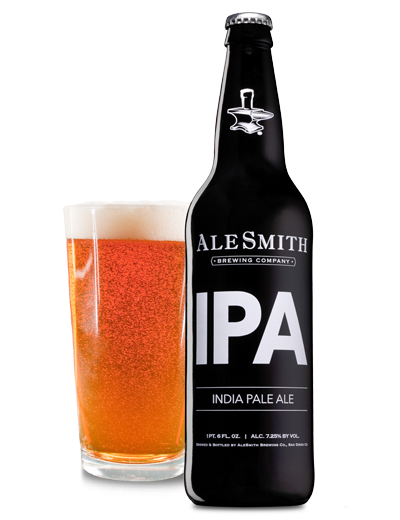 Logo of AleSmith IPA