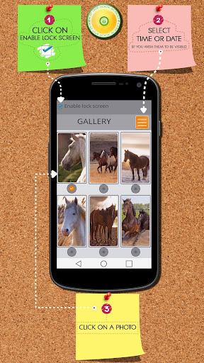 無料个人化Appのうま ジッパー画面ロック|記事Game