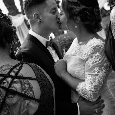 Wedding photographer David Béjar (bejar). Photo of 30.10.2017