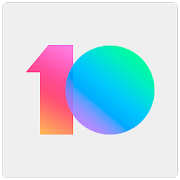 MIUI 10 – Limitless icon pack and theme