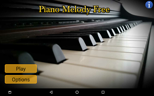 Piano Melody Free Bug screenshots 20