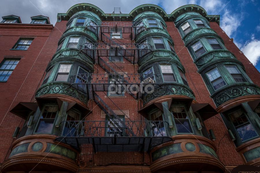 by Ken Bruce - Buildings & Architecture Architectural Detail ( boston )