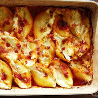Bake Frozen Stuffed Shells Recipes