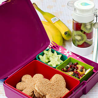 Butterfly Bento Box.