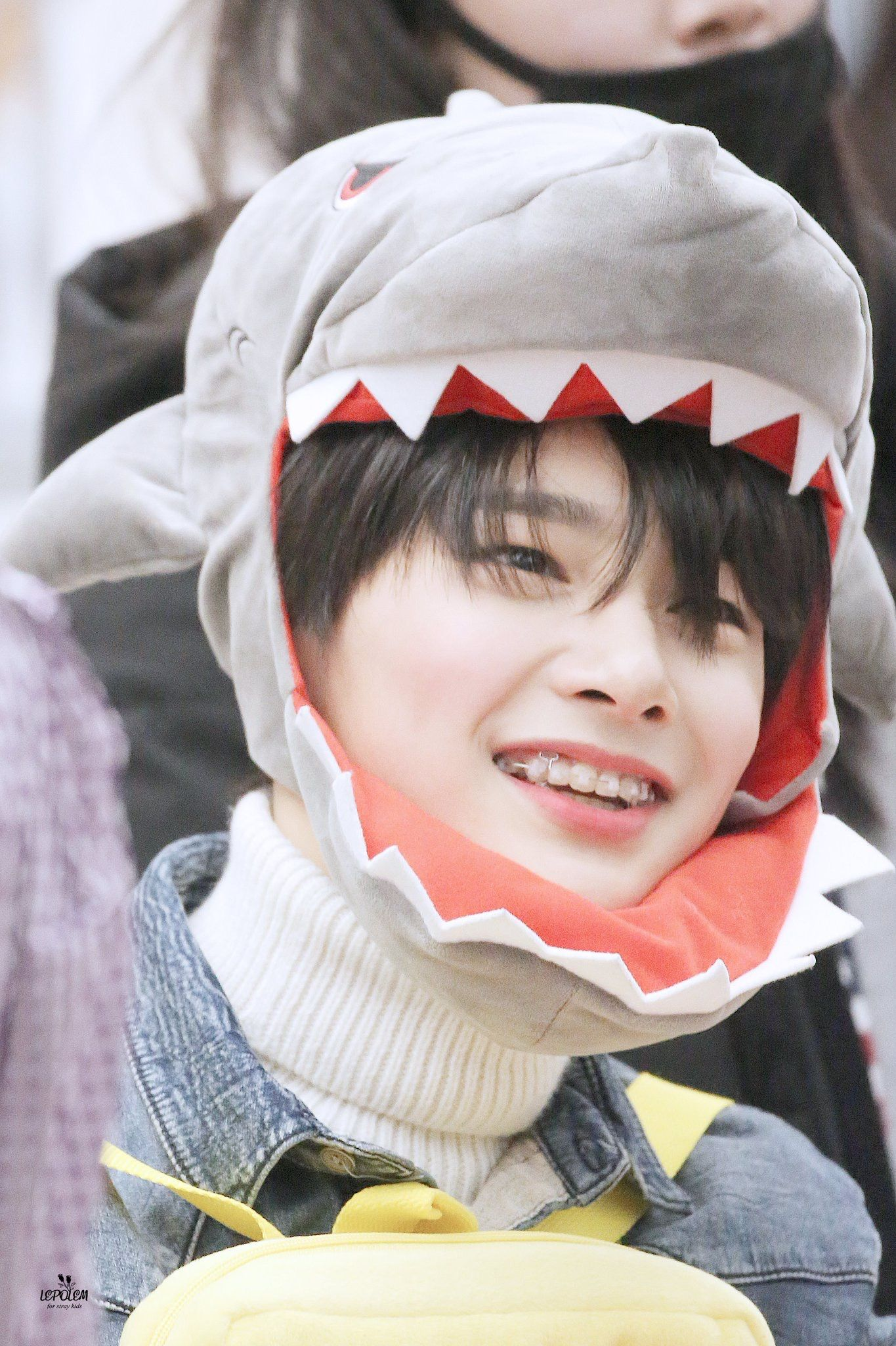 16 stray kids jeongin in