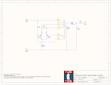 Photo: Miniature Nixie Power Supply Schematic
