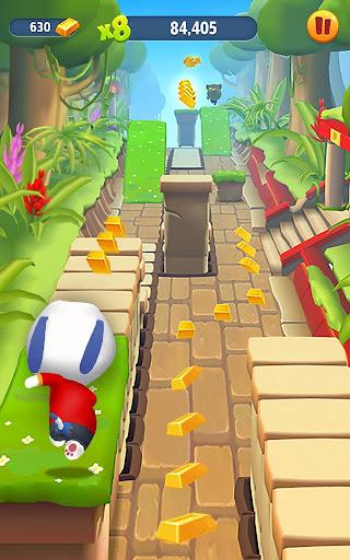 Talking Tom Gold Run  gameplay | by HackJr.Pw 13