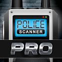 Police Scanner Radio PRO icon