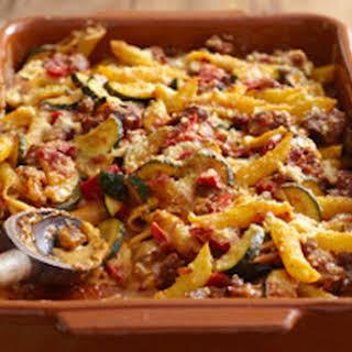 VELVEETA® Italian Sausage Bake.