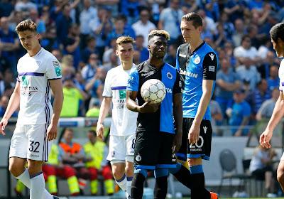 Plusieurs joueurs sont passés par le Club de Bruges et Anderlecht, Abdoulay Diaby est le 27ème à porter les deux couleurs