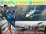 Take an Urgent Air Ambulance in Bhubaneswar with Healthcare Expert
