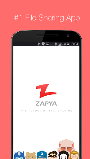 zapya apk free download for window