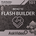 Intro To Flash Builder 101 icon