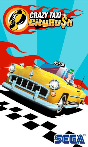 Crazy Taxi™ City Rush  captures d'écran 1