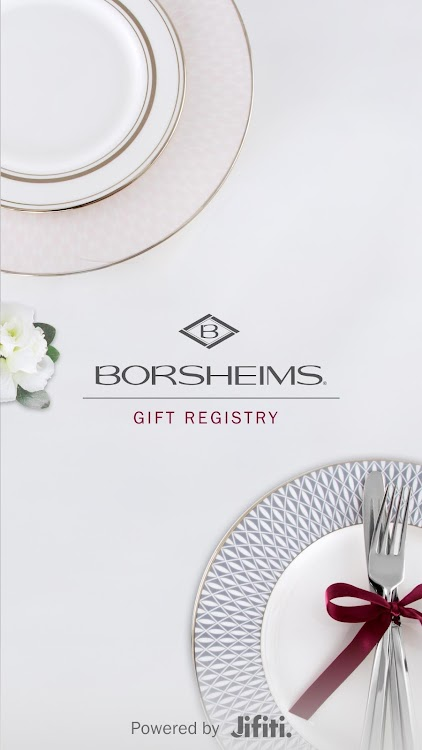 Borsheims Gift Registry Android ̕± Appagg