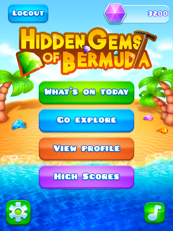 Hidden Gems of Bermuda- screenshot