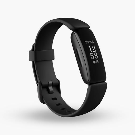 Fitbit Inspire 2 (黑色錶帶)