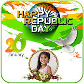 Happy Republic Day Photo Frames