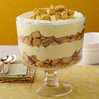 Lemon Delight Trifle