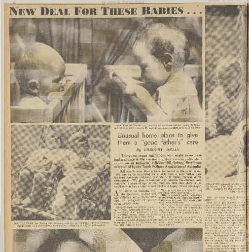 AWW: New Deal For These Babies...Sat 16 Oct 1943
