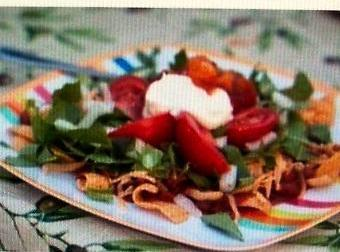 Farmers  Straw Hat Salad Recipe