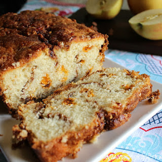 Cinnamon Chip Apple Bread