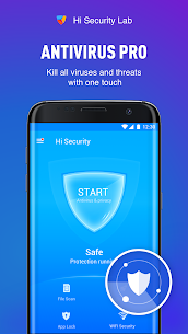 Virus Cleaner (Hi Security) – Antivirus, Booster 4.19.15.1806 Pro Apk 2018 Free Download For Android 2