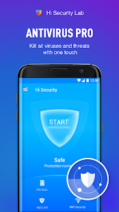 App Virus Cleaner ( Hi Security ) - Antivirus, Booster APK for Windows Phone