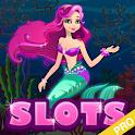 Enchanted Mermaid Slots Pro icon
