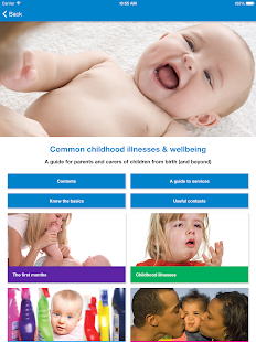 Child Health HMR- screenshot thumbnail