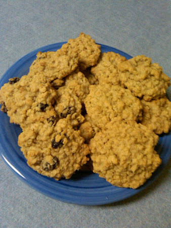 Quaker Oats Oatmeal Cookies Recipe