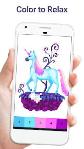 Pixel Art: Color by Number MOD APK (Premium Unlocked) for Android 1