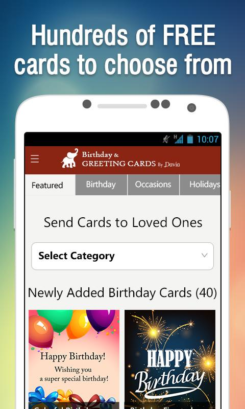 Free Birthday Greeting Cards Android Apps on Google Play – Free Birthday Cards Via Email