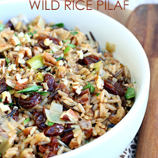 Healthy Wild Rice Pilaf Recipes