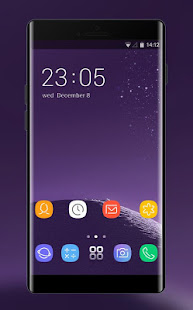 Theme for Samsung galaxy note 8 HD Launcher 2018 1