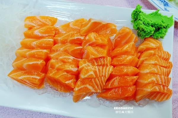 阿興生魚片專賣・海產 墾丁後壁湖海鮮 生魚片20片只要100元、鮭魚生魚片30片只要200元 #完整菜單及價格