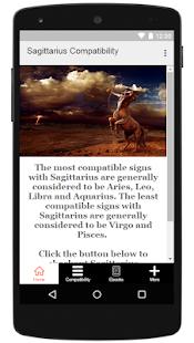 Sagittarius Compatibility - náhled