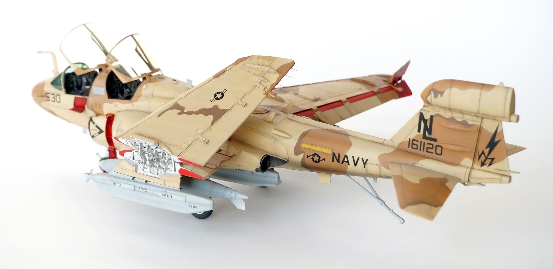 EA-6B Prowler 1//48