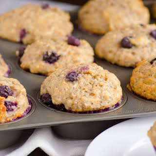 Healthy Lemon Blueberry Muffins Recipes.