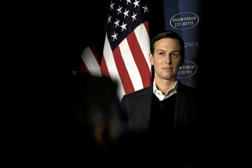 White House adviser Jared Kushner's wings have been clipped. Picture: REUTERS