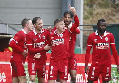 L'Antwerp remporte la première manche face à Roulers et prend une belle option pour le retour