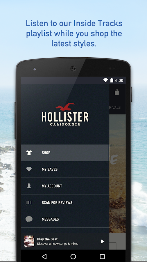 Hollister So Cal Style- screenshot