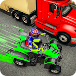 US ATV Quad Bike Traffic racing: New Game 2020 icon