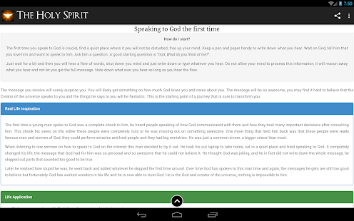 The holy spirit android apps on google play the holy spirit screenshot thumbnail negle Image collections