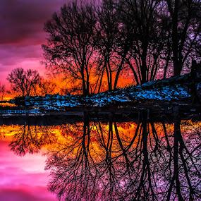 by Bruce Thiel - Landscapes Sunsets & Sunrises (  )