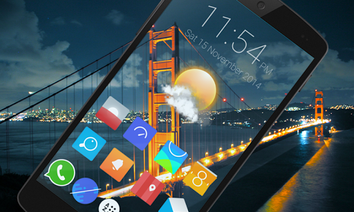 Transparent Phone 1.0 screenshots 4